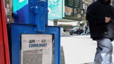 Periódico de propaganda chino pagó millones de dólares al Washington Post y a The Wall Street Journal