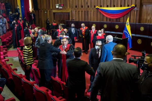 """EE. UU. condena nombramiento """"ilegal"""" del nuevo Consejo Nacional Electoral de Venezuela"""