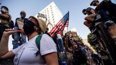 """Sandinistas matan manifestantes en Nicaragua y ahora """"protestan"""" en EEUU"""