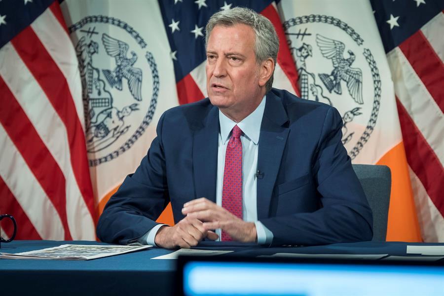 Los institutos de Nueva York retomarán las clases presenciales el 22 de marzo