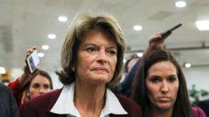Sen. Murkowski: Nominación a Corte Suprema no debería comenzar antes de las elecciones
