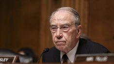 Senador Chuck Grassley patrocina legislación para reforzar la protección a inspectores generales