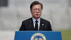Presidente surcoreano renueva puestos clave para reactivar lazos con el Norte
