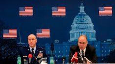 EE.UU. y Rusia inician nueva ronda para salvar pacto de armas atómicas