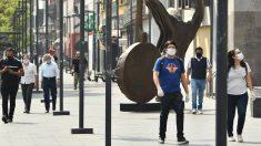 México rebasa 25,000 decesos por COVID-19 en plena reactivación económica