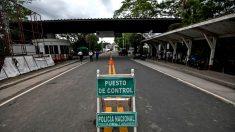 """""""Parecen pueblos abandonados"""": impacto de cierre fronterizo colombo-venezolano"""