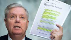 Graham dice que le negaron acceso a agentes del FBI que conocen la fuente clave del expediente Steele