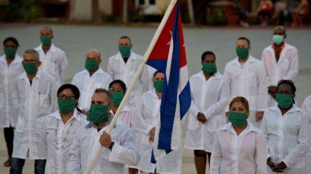 Piden a UE que interceda ante Cuba por esclavitud en misiones en exterior