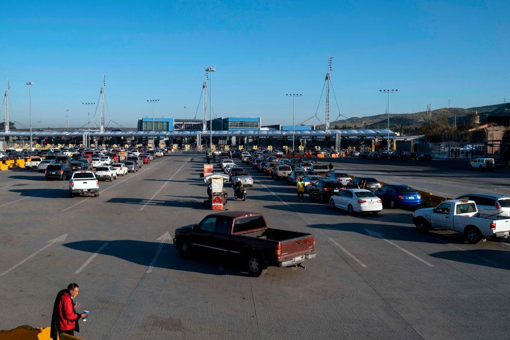 México propone a EE.UU. extender hasta final de año cierre fronterizo por covid-19
