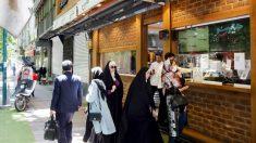 Los contagios de COVID-19 aumentan en Irán con peligro de un nuevo pico