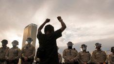 Policía herido durante protesta en Las Vegas pasaría el resto de su vida con ventilador, dice familia
