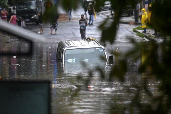 Tormenta tropical Amanda deja 15 muertos y más de mil familias albergadas en El Salvador