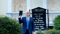 Rubio defiende a Trump después de las críticas sobre la aparición en la iglesia de St. John