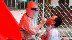 Residentes dicen que ciudad china oculta las infecciones y muertes recientes por el virus