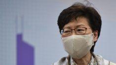 Líder de Hong Kong se reúne con altos funcionarios de Beijing para hablar sobre ley de seguridad