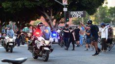 Black Lives Matter demanda a la administración Trump por medidas policiales cerca de la Casa Blanca
