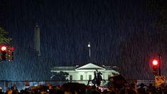 El Fiscal General Barr defiende el despeje de manifestantes de un parque cerca de la Casa Blanca