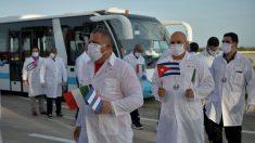 HRW pide a Gobiernos que exijan a Cuba respetar los derechos de sus médicos