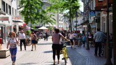 Rebrote local del virus del PCCh obliga a cerrar vida pública en dos distritos alemanes