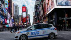 Líder sindical de la NYPD responde a las críticas contra los oficiales durante los disturbios