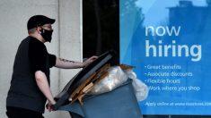 """Empresas de EE.UU. vuelven a contratar trabajadores """"a todo vapor"""""""