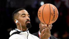 Exestrella de la NBA golpeó a un alborotador que destrozó su auto en las protestas de Los Ángeles