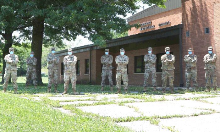 (Sargento del Estado Mayor del Ejército Dakota Helvie/Departamento de Defensa de Estados Unidos)