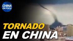 """China en Foco: Extraños fenómenos ambientales aparecen en toda China, """"parecen ciencia ficción"""""""