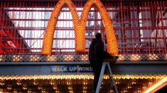 McDonald's cierra su icónico local en Times Square
