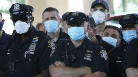 NYC: De Blasio planea un recorte presupuestario de USD 1500 millones para el NYPD
