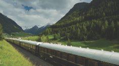Soñando con viajar: románticos recorridos en tren alrededor del mundo
