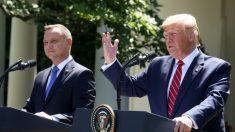 El presidente polaco visitará EE.UU. para hablar con Trump sobre seguridad, salud y comercio