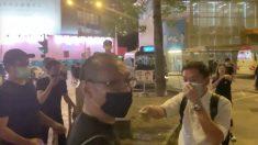 Atacan con un cuchillo a un fotógrafo de The Epoch Times mientras cubría un evento en Hong Kong