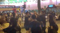 Hongkonés herido en ataque con cuchillo al defender a empleado de Epoch Times dice no arrepentirse