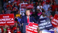 Trump defiende el comentario sobre los tests del virus PCCh en el mitin de Oklahoma