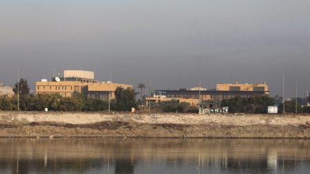 Al menos 4 cohetes explotan cerca de la embajada de EE.UU. en la Zona Verde de Iraq