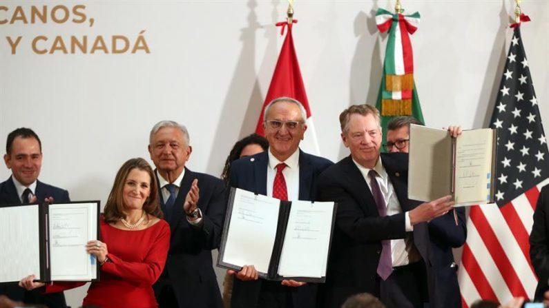 México concluye negociación de las reglamentaciones uniformes para el T-MEC