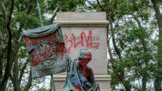 Abogado de la familia de George Floyd expresa preocupación por remoción de estatuas de la Confederación