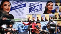 Ocasio-Cortez gana las primarias demócratas a Caruso-Cabrera