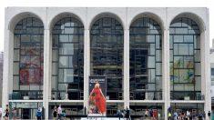 La Met Opera de Nueva York no volverá a abrir hasta el 31 de diciembre por el COVID-19