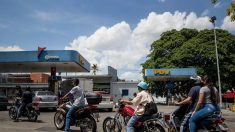 Venezolanos siguen sin poder surtir gasolina, pero Maduro la envía a Cuba