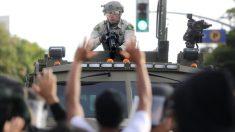 Los Ángeles moviliza a la Guardia Nacional para sofocar la violencia y el saqueo