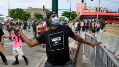Los infiltrados del régimen de Maduro en las protestas violentas de EEUU