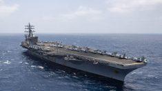 Impulsados por la pandemia, buques de la Armada rompen el récord de resistencia