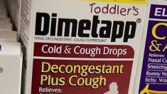 Robitussin y Dimetapp para niños son retirados debido a posibles riesgos de sobredosis