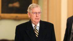 McConnell dice que el cuarto proyecto de ley de estímulo del virus del PCCh será el último