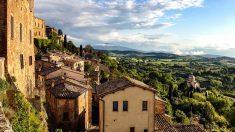 Inolvidables vacaciones en la Toscana con 4 generaciones de familiares entre 1 y 82 años de edad