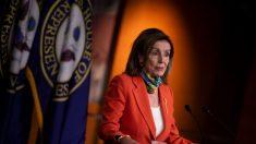 Pelosi: demócratas quieren mantener los USD 600 del subsidio mientras el desempleo se mantenga alto