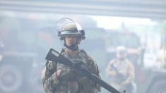 """Guardia de Minnesota lleva munición real luego que el FBI notifique una """"Amenaza Creíble"""": General"""