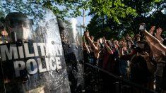 Washington D.C. se prepara para más manifestaciones por George Floyd
